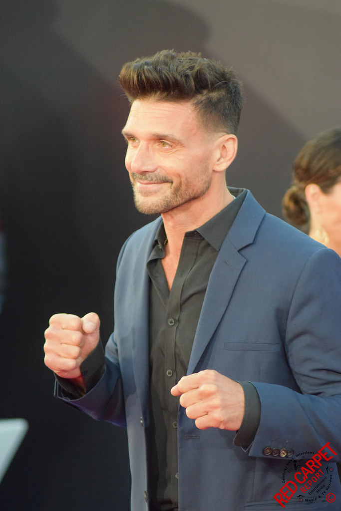 Perfect Frank Grillo Crossbones At The World Premiere Of Marvel Flickr