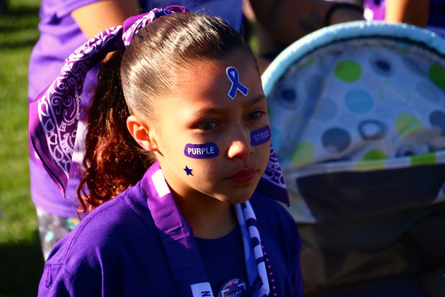 PurpleStride Las Vegas 2016 Presented by Conquest Imaging