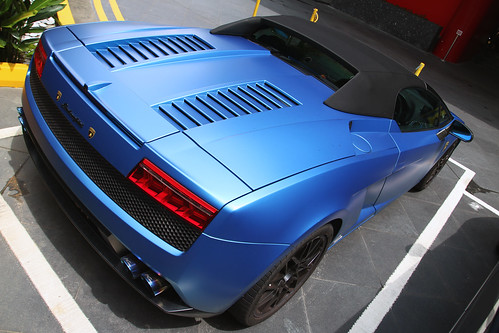 Lamborghini Gallardo LP560-4 Spyder | by Instagram: R_Simmerman