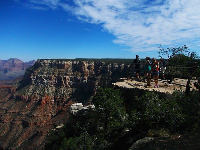 Rim Trail, Grand Canyon, Arizona, USA