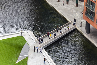 Knight Architects  - Merchant Square Footbridge - Photo 06(Photography by Peter Cook) | by 準建築人手札網站 Forgemind ArchiMedia