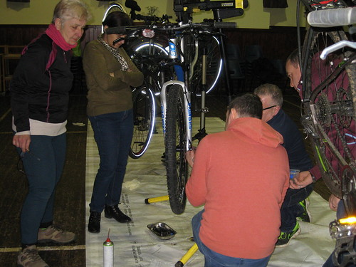 Bike Town Bike Maintenance Classes 2016