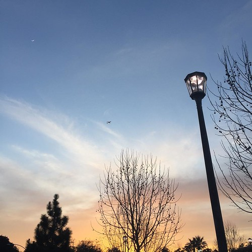 A photo can never really capture the beauty of a sunset yet I keep trying... #california #paloalto | by martha_jean