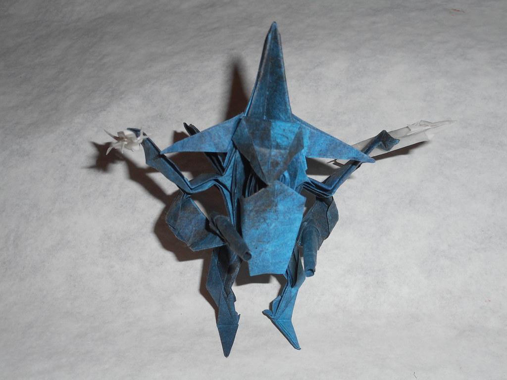 Malestrom origami transformer robot mode jayson merrill flickr malestrom by jayson merrill malestrom by jayson merrill jeuxipadfo Images