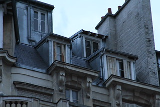 eaves | by cleareyedinparis
