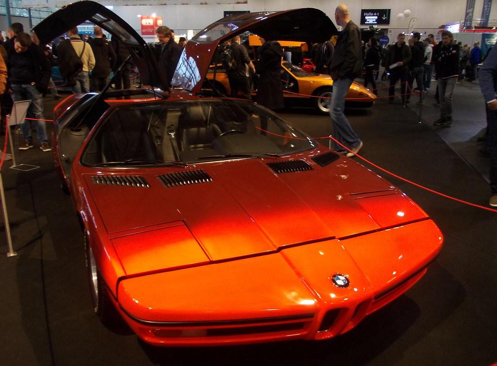 BMW Turbo Concept 1972 | Bremen Classic Motorshow 2016 - The… | Flickr