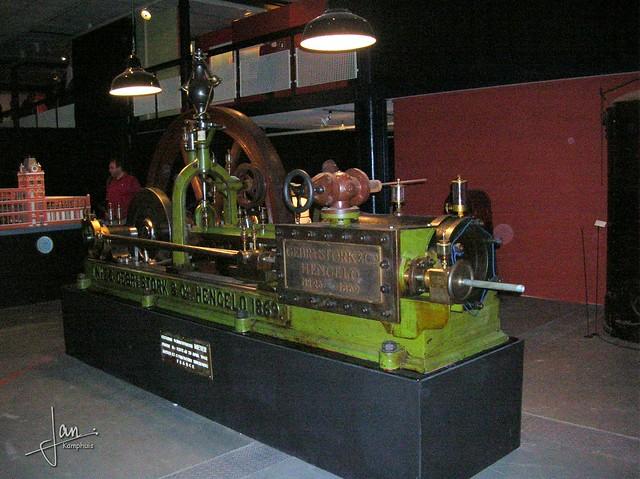 Enschede 2005 - Museum Jannink