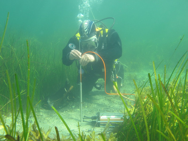 Preservation of underwater archaeological sites, Copenhagen, DENMARK