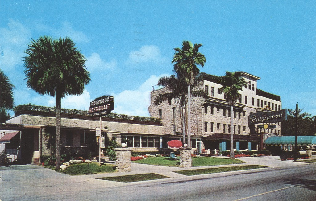 The Ridgewood Hotel - Daytona Beach, Florida