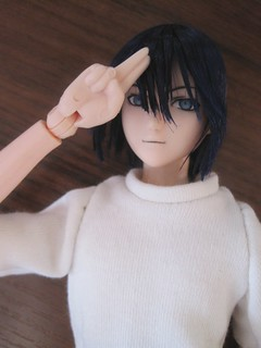 Noragami Yato obitsu custom doll | by Airinora