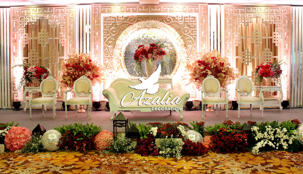 Wedding decoration jakarta borobudur hotel 3 decoration by flickr wedding decoration jakarta borobudur hotel 3 by azalia decoration junglespirit