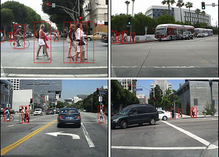 Pedestrian detection in action | by Jacobs School of Engineering
