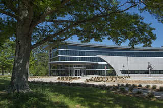 Marshall's Newest Green Facility, Building 4260, Opens ...