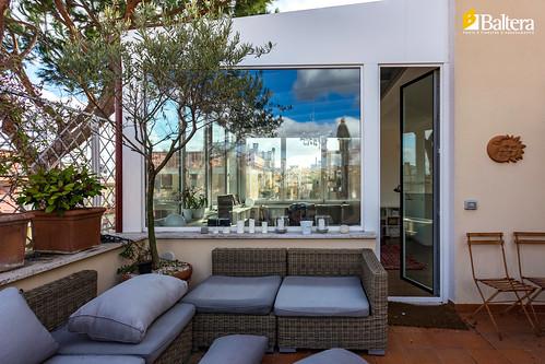 Veranda esterno baltera porte e finestre flickr - Baltera srl unipersonale porte e finestre ...