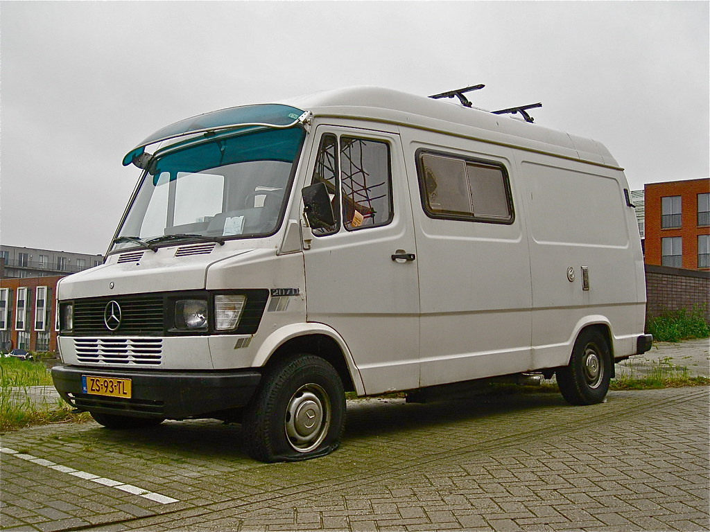1978 Mercedes Benz Tn T1 Series 207d Motorhome The New Flickr Camper Classicsonthestreet By