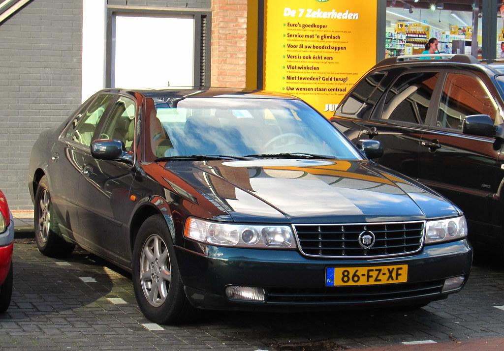 2000 Cadillac Seville Sts 4 6 V8 Place Morsdistrict Leid Flickr