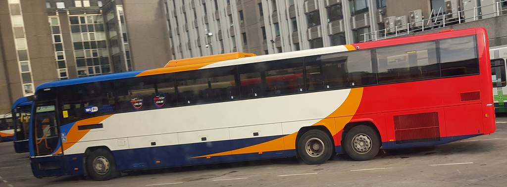 ... Stagecoach Bluebird 54066 SV59CHD | by richard 730
