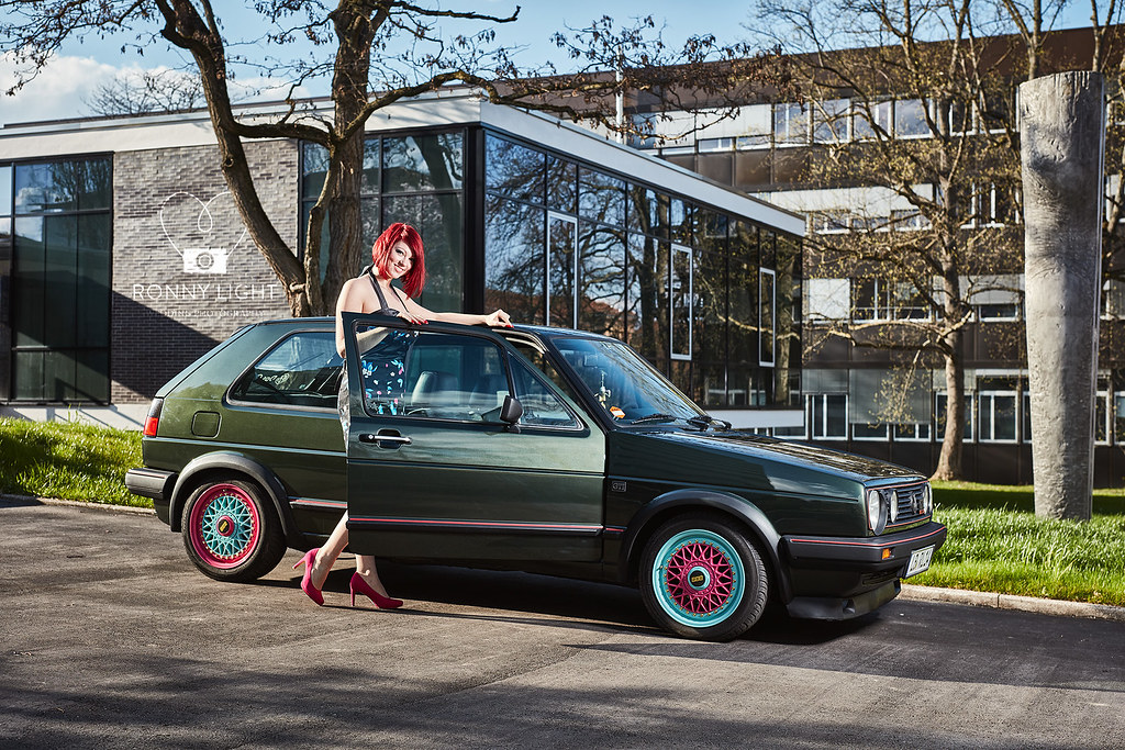 1986er vw golf 2 gti 16v kr oak gr n automotive car photog flickr rh flickr com VW GTI Rally VW GTI 16V Samco Sport