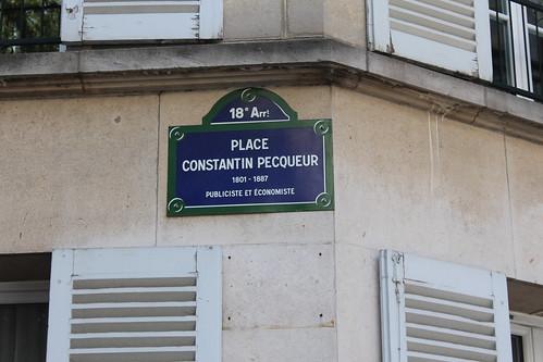 Place Constantin Pecqueur | Rodney | Flickr