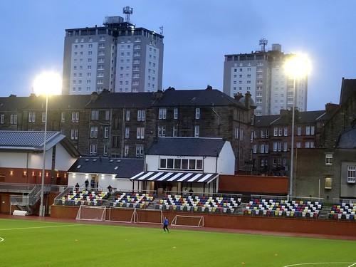 Lesser Hampden: Queen's Park 0:1 Queen of the South (Development League)