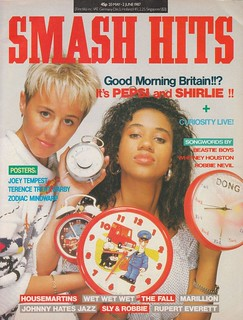 Smash Hits, May 20, 1987