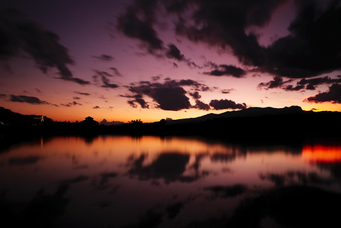 Sunset on the Lake   Chiang Rai , Thailand   fred min   Flickr