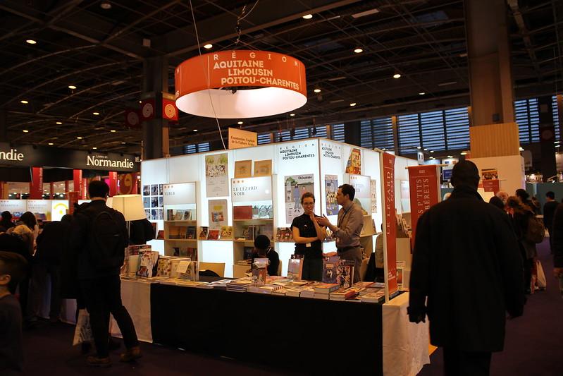 Région Aquitaine Limousin Poitou-Charentes - Livre Paris 2016