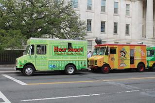 Food Trucks Chinatown Dc