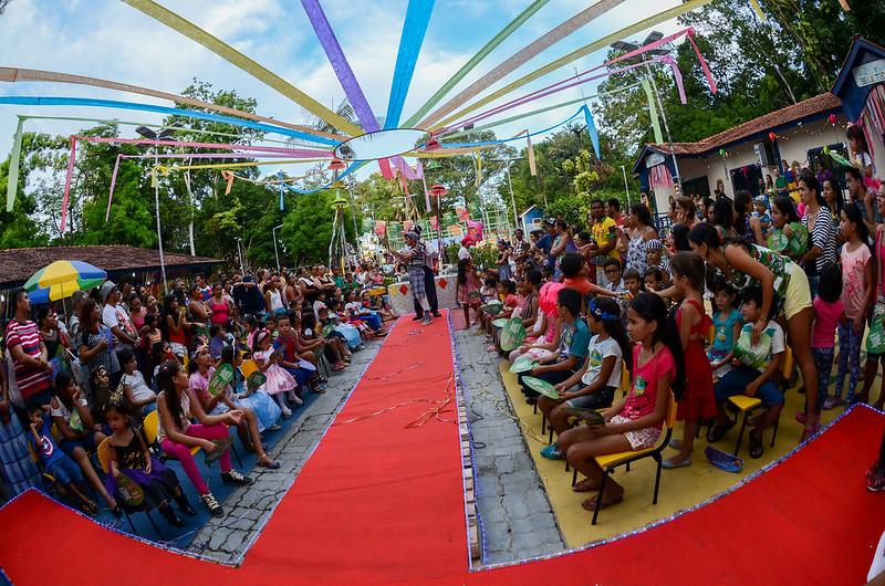 Concurso de Fantasia no Parque Cidade da Criança 07/02/2016