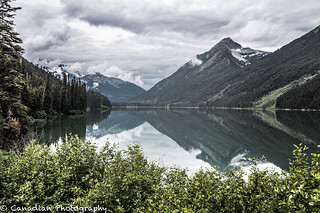 Reflection on Duffey Lake | by canadian_photography