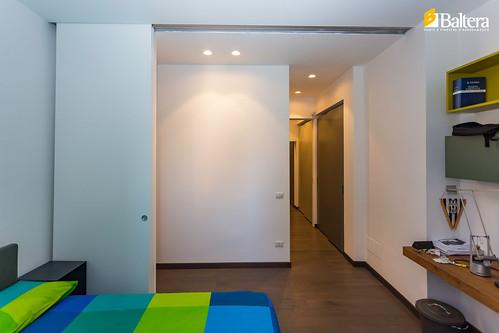 Porta scorrevole camera letto aperta baltera porte e finestre flickr - Baltera srl unipersonale porte e finestre ...