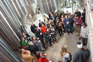Philadelphia Yards Brewing Tour | by WFU Alumni, Parents & Friends