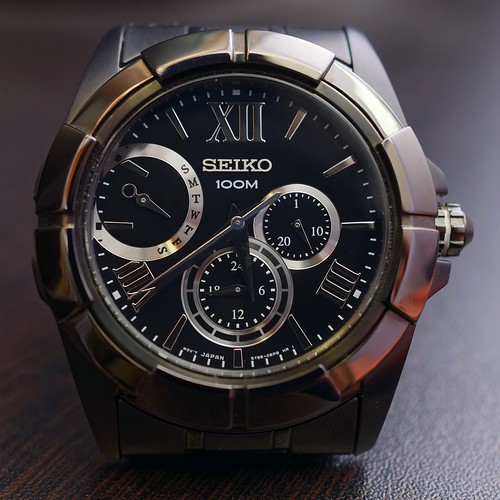 Seiko Quartz Analog
