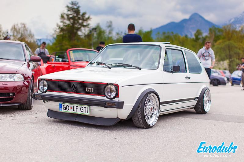 Luka Talijan's VW Golf MK1 GTI