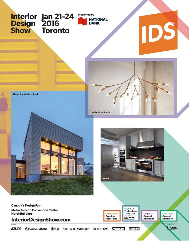 ... Toronto IDS16_Azure_full_FINAL_C   By Interior Design Show, Toronto