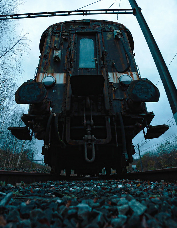 GHOST RAILROAD [BE]