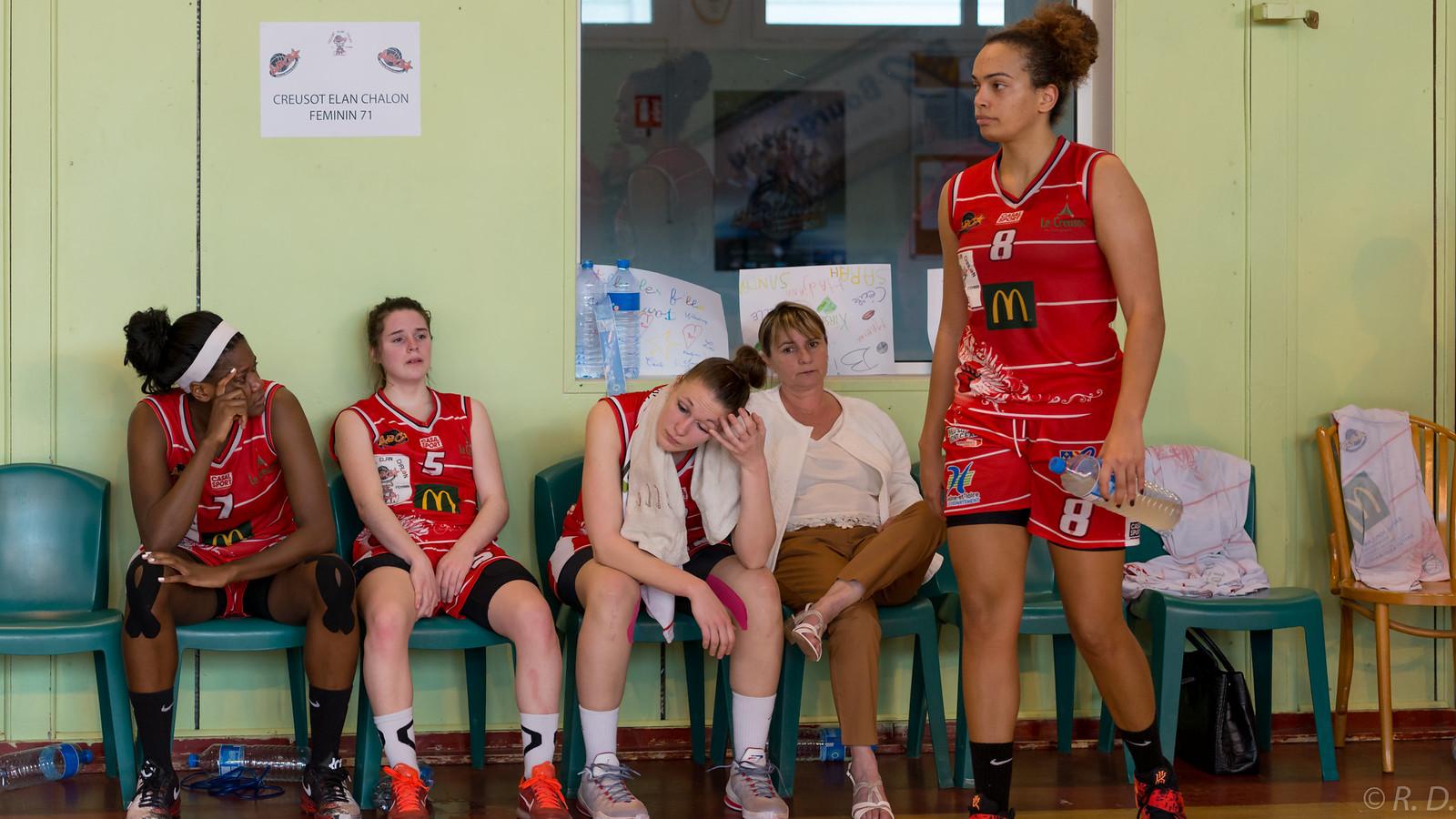 Basket f minin coupe de france 1 2 de finale flickr - Basket feminin coupe de france ...