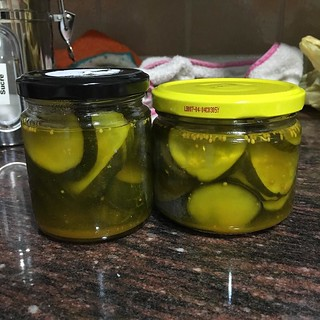 Pickles caseros | by Lady Madonna