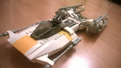 Y-Wing evolution contest | by thomas.lecoent