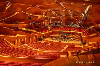 sala santa cecilia auditorium parco della musica roma