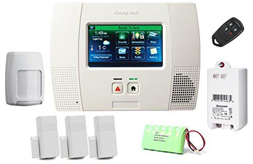 Honeywell Ademco 5834 4 Button Wireless Keyfob