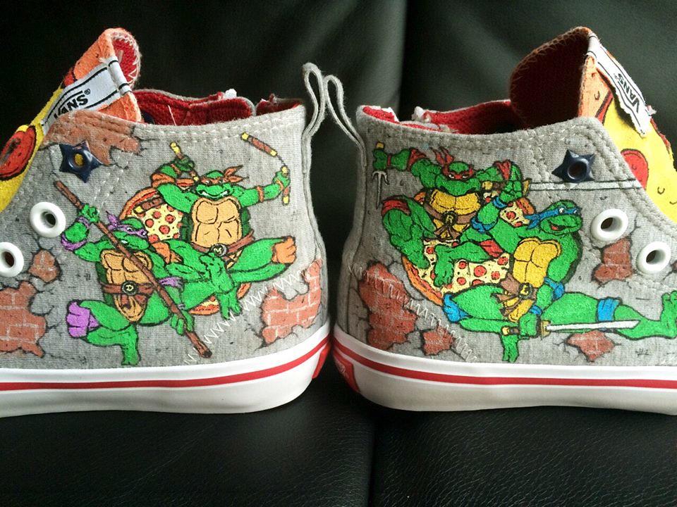 86c9b3ff8a88 ... Custom shoes by Danny P s