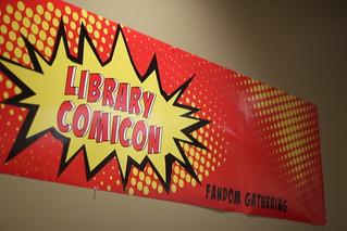 Tempe Public Library Comicon 2015