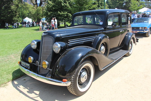 1935 Buick Series 40 Sedan | Buick was one of the largest ...