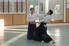 2016 Aikido Seminar with Kimberly Richardson