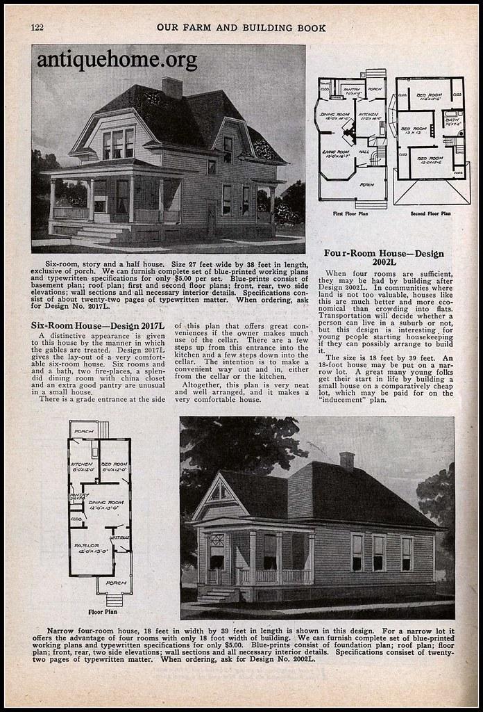 ... 1915 Radford Farm Catalog | By Daily Bungalow