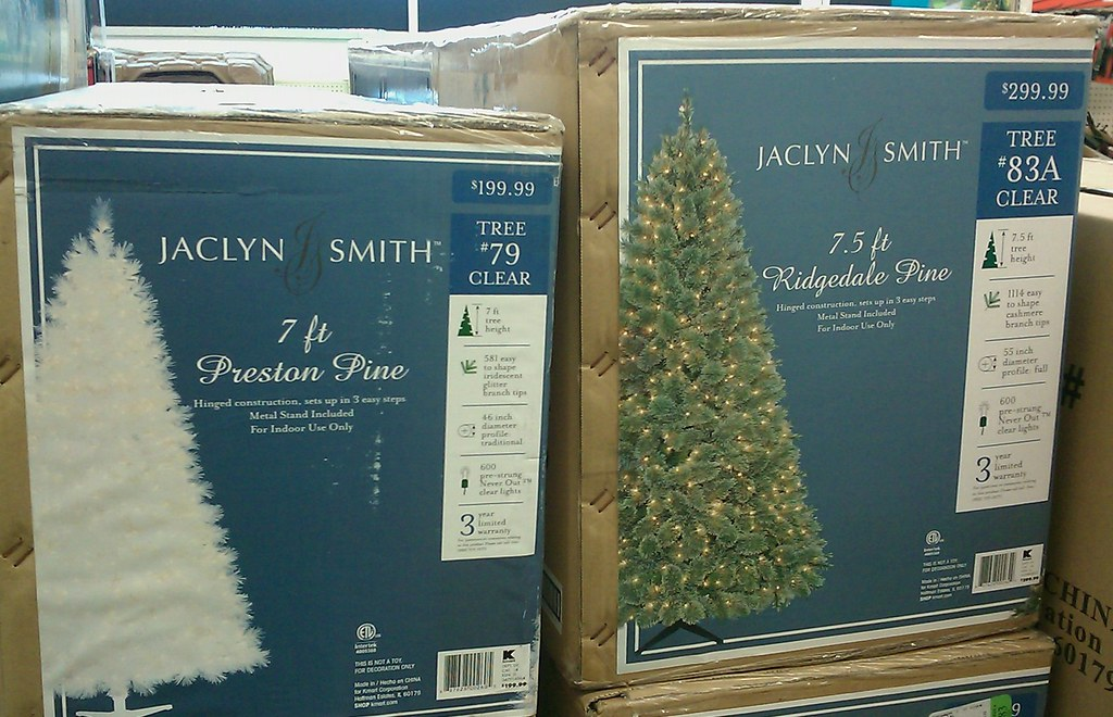 Kmart Christmas Trees Jaclyn Smith.359 Merry Christmas From Jaclyn Smith And Kmart For Chri