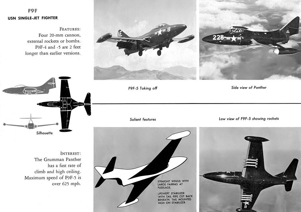 af manual 355 10 grumman f9f panther the grumman f9f pan flickr rh flickr com Grumman Jet Aircraft Grumman F9F 8
