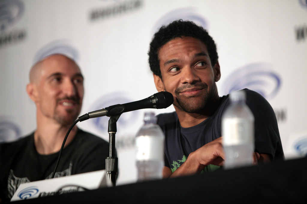khary payton interview