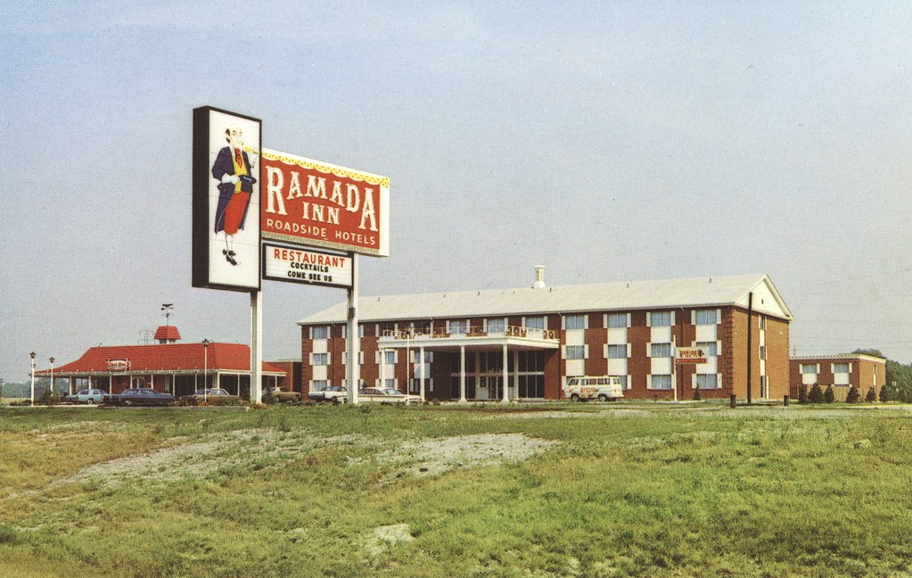 Ramada Inn - Allen Park, Michigan